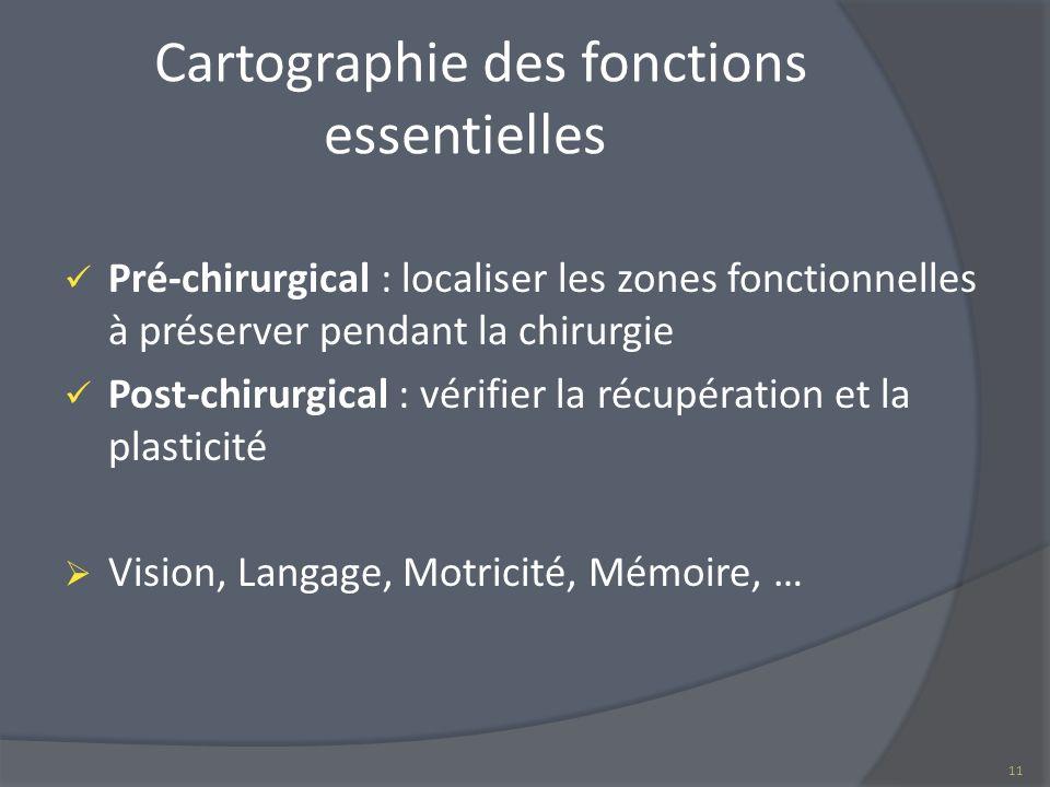 Cartographie des fonctions essentielles