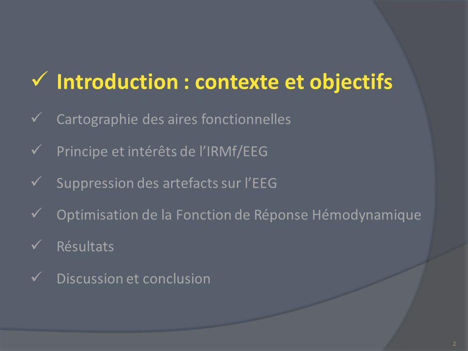 Introduction : contexte et objectifs
