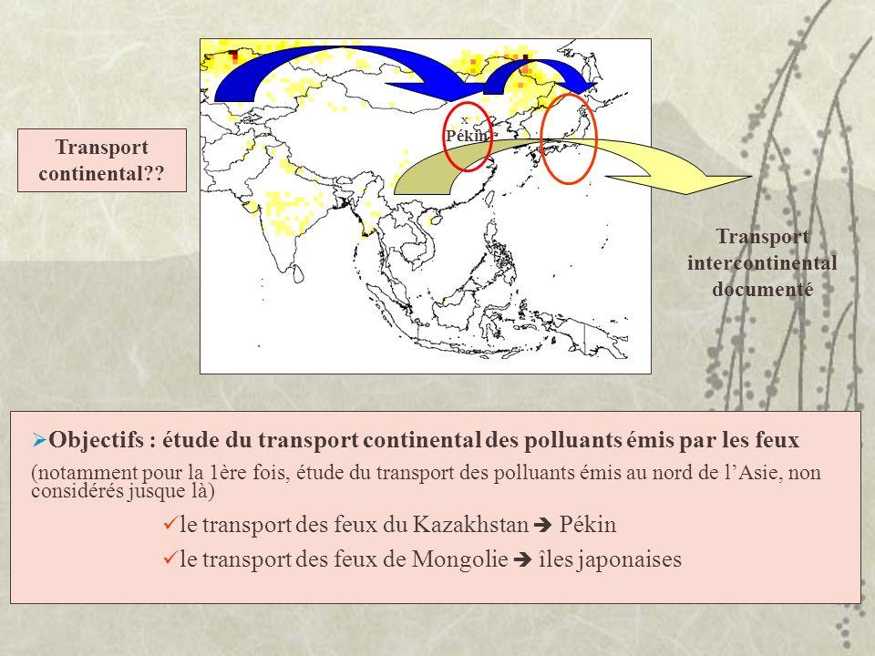 Transport continental