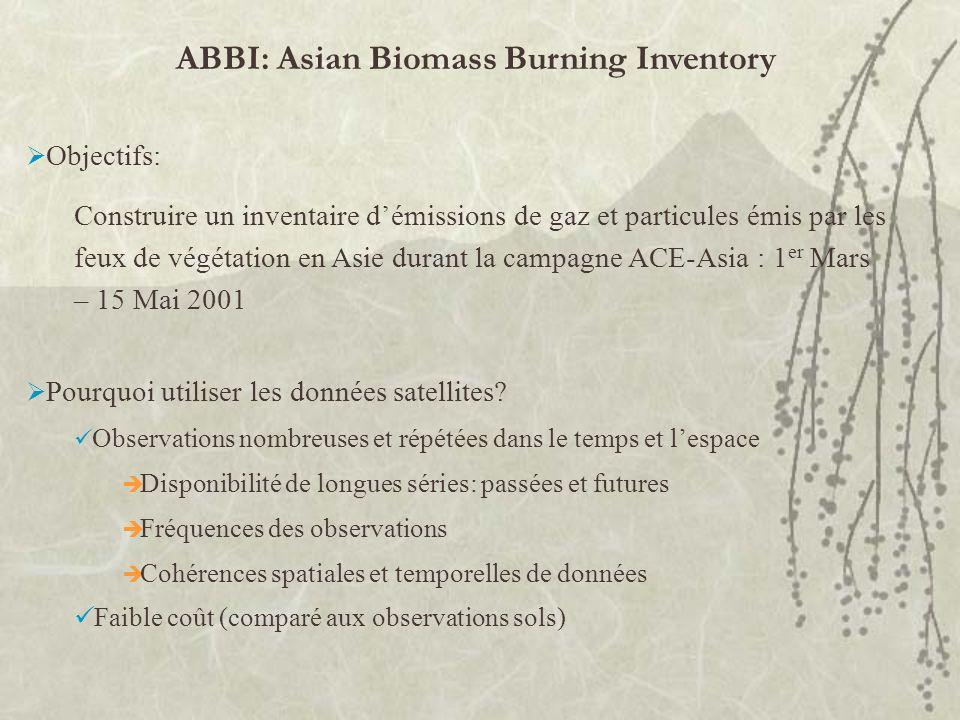 ABBI: Asian Biomass Burning Inventory