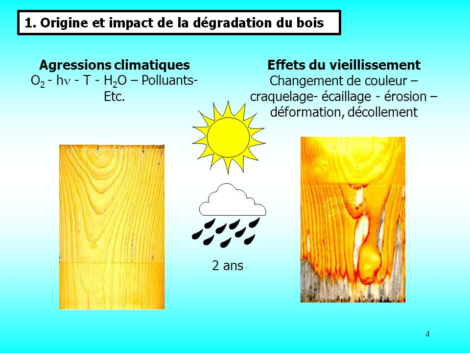 Agressions climatiques