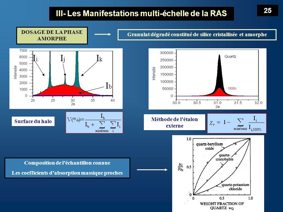 Ii Ij Ik Ib III- Les Manifestations multi-échelle de la RAS 25