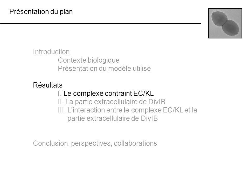 Présentation du plan Introduction. Contexte biologique Présentation du modèle utilisé.