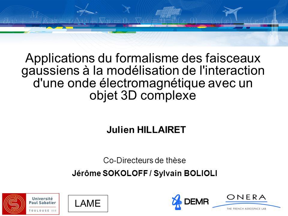 Jérôme SOKOLOFF / Sylvain BOLIOLI