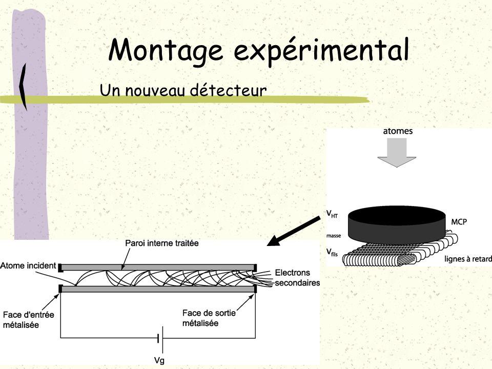 Montage expérimental Un nouveau détecteur