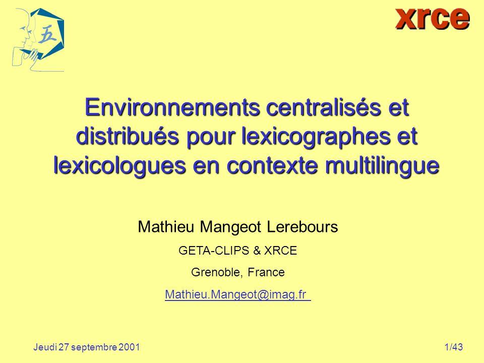 Mathieu Mangeot Lerebours