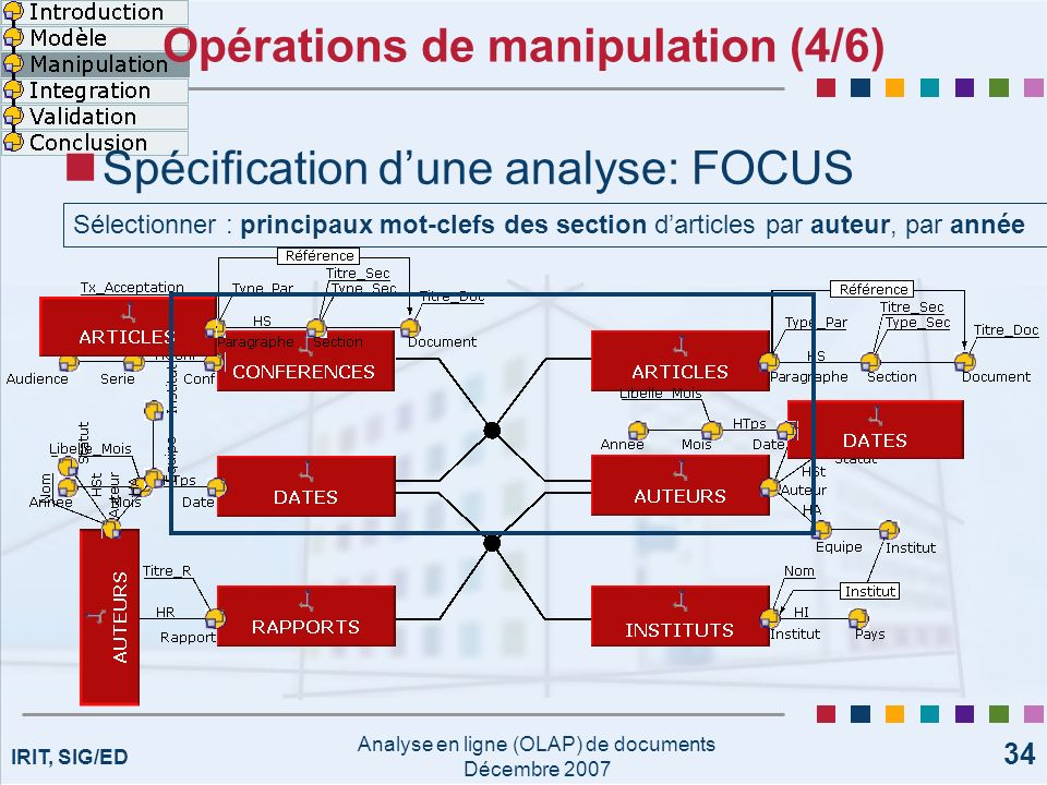 Opérations de manipulation (4/6)