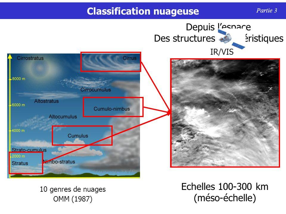 Classification nuageuse
