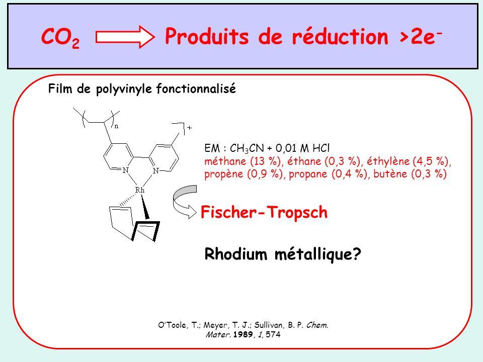 O'Toole, T.; Meyer, T. J.; Sullivan, B. P. Chem. Mater. 1989, 1, 574