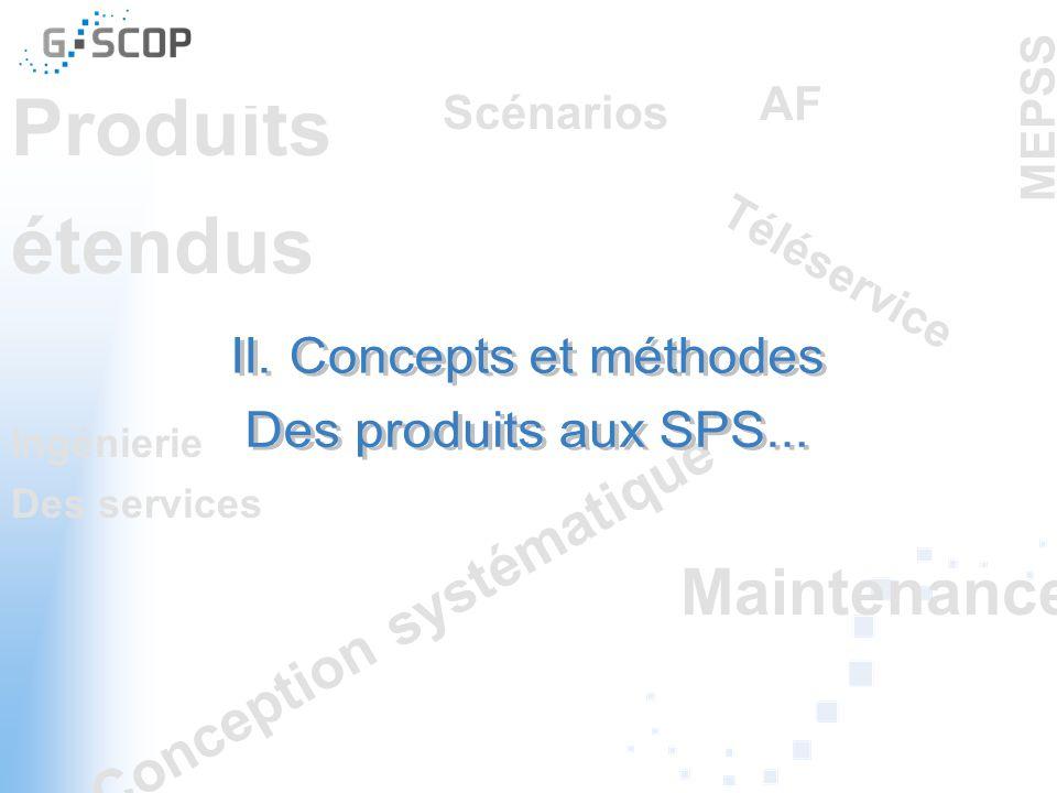 II. Concepts et méthodes