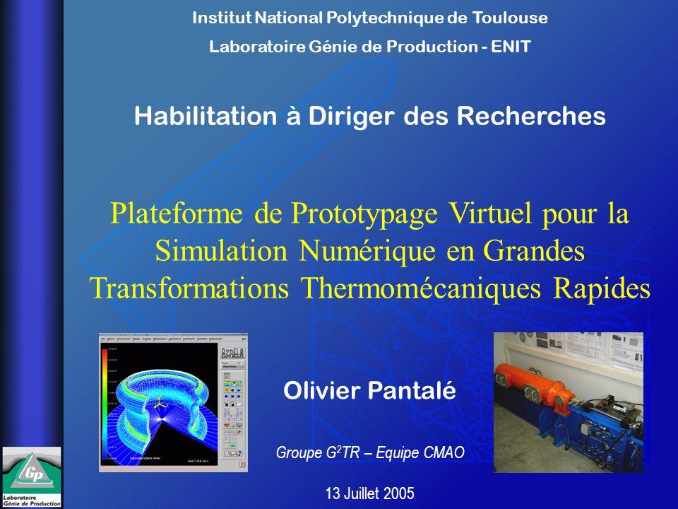 Institut National Polytechnique de Toulouse