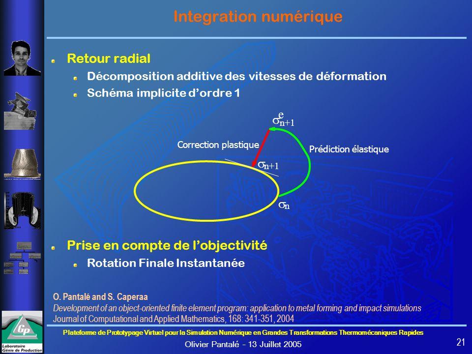 Integration numérique