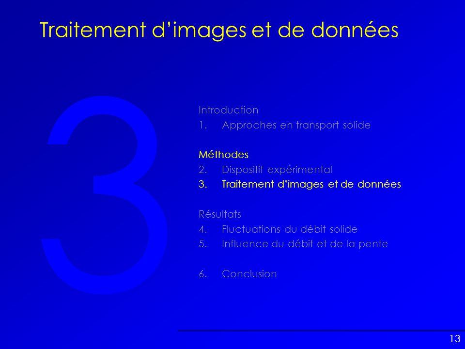 Traitement d'images et de données