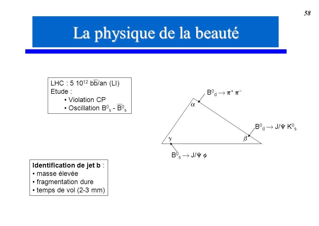 La physique de la beauté