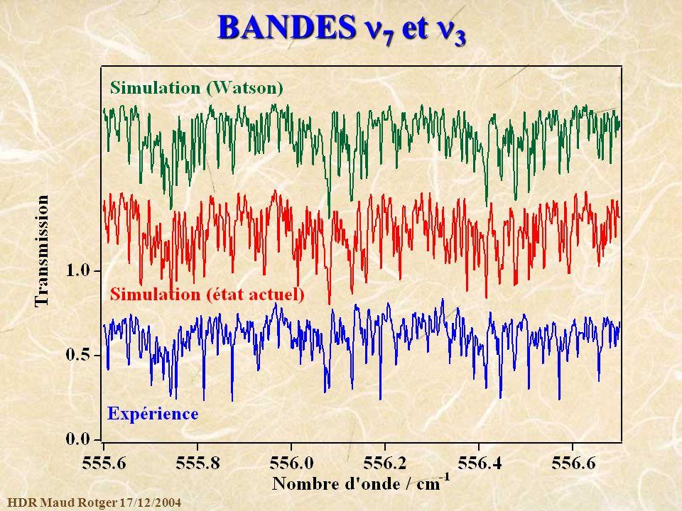 BANDES n7 et n3 HDR Maud Rotger 17/12/2004