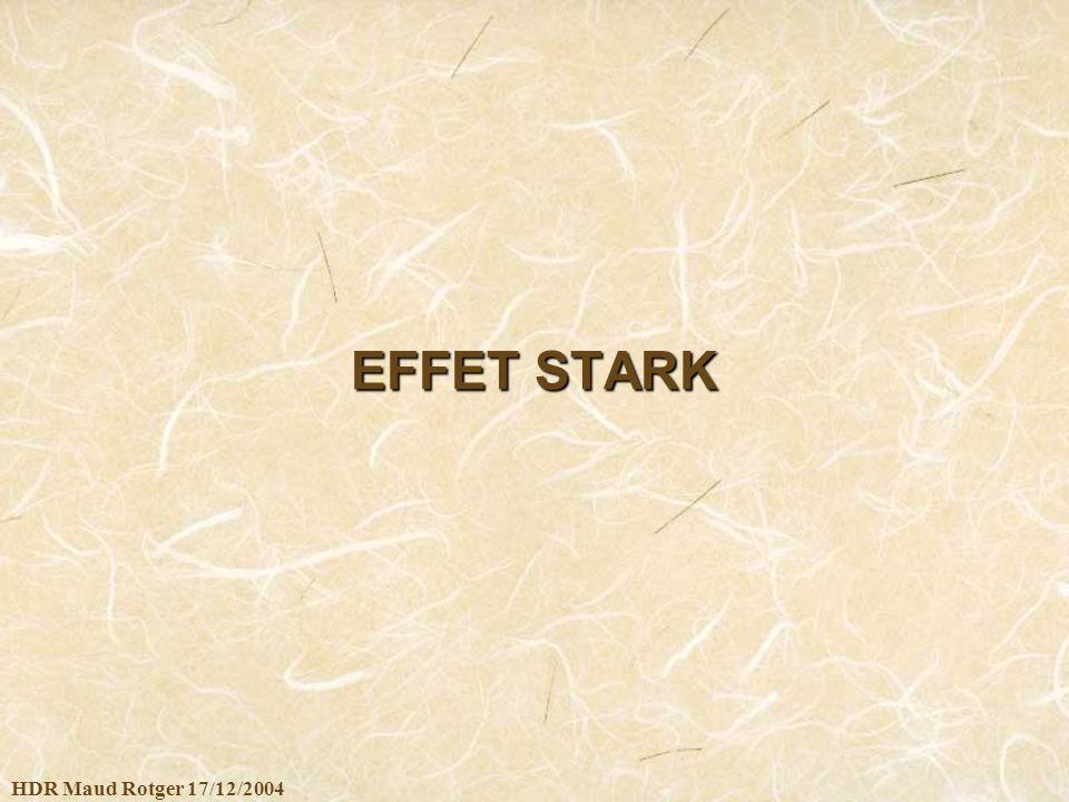 EFFET STARK HDR Maud Rotger 17/12/2004