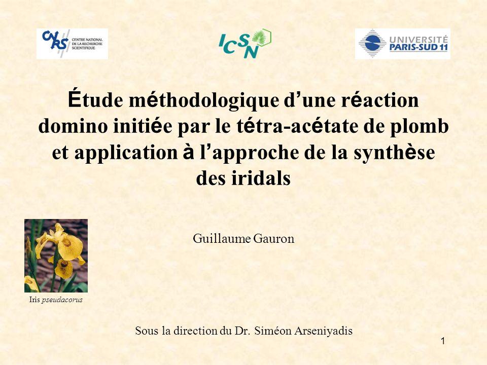 Sous la direction du Dr. Siméon Arseniyadis