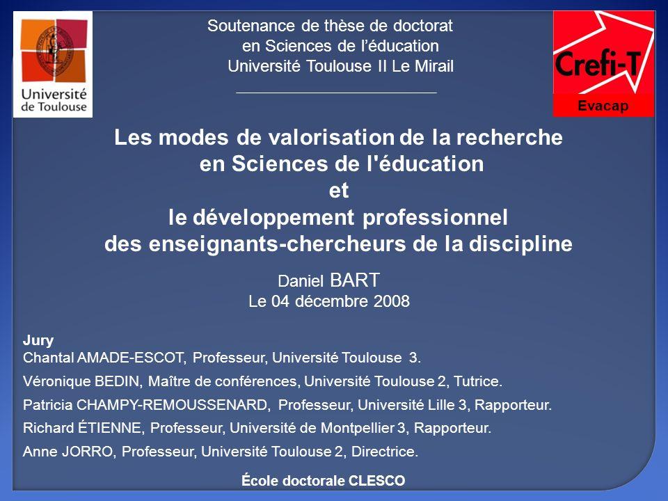 École doctorale CLESCO