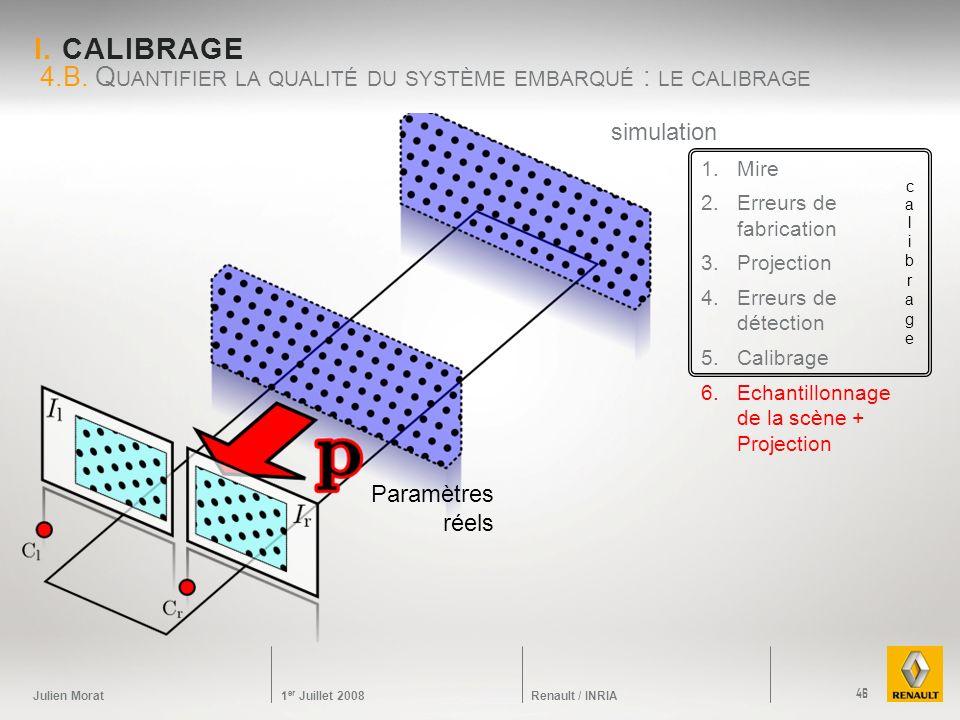4.B. Quantifier la qualité du système embarqué : le calibrage