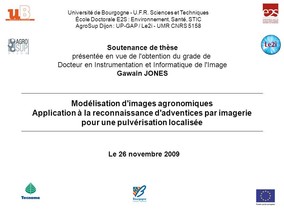 Université de Bourgogne - U.F.R. Sciences et Techniques