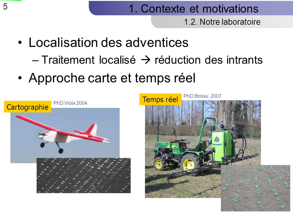 1. Contexte et motivations