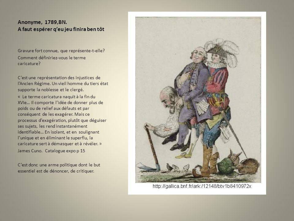 Anonyme, 1789,BN. A faut espérer q'eu jeu finira ben tôt