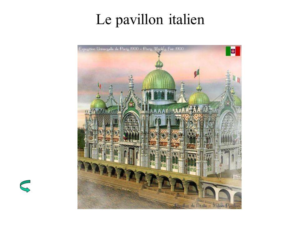 Le pavillon italien