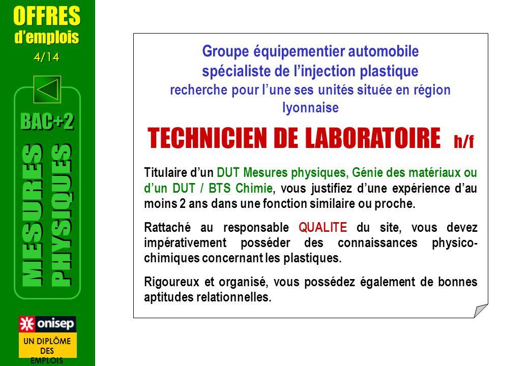Groupe équipementier automobile spécialiste de l'injection plastique