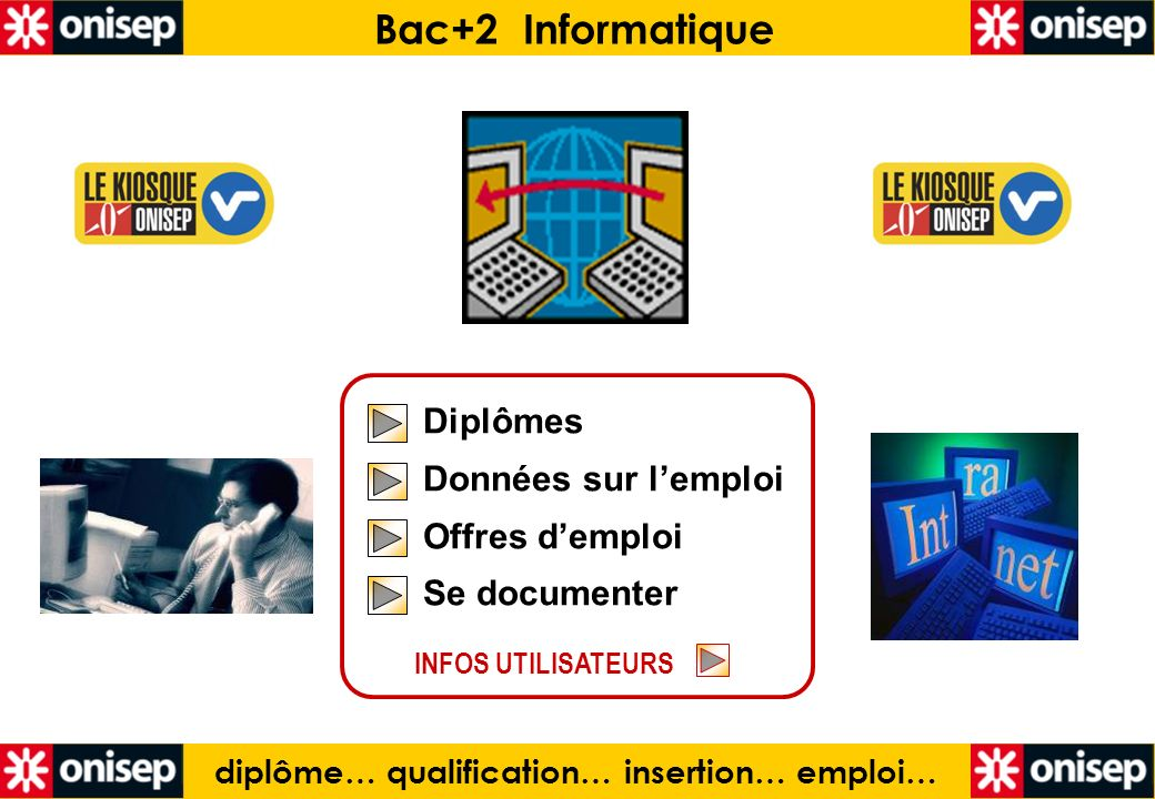 diplôme… qualification… insertion… emploi…