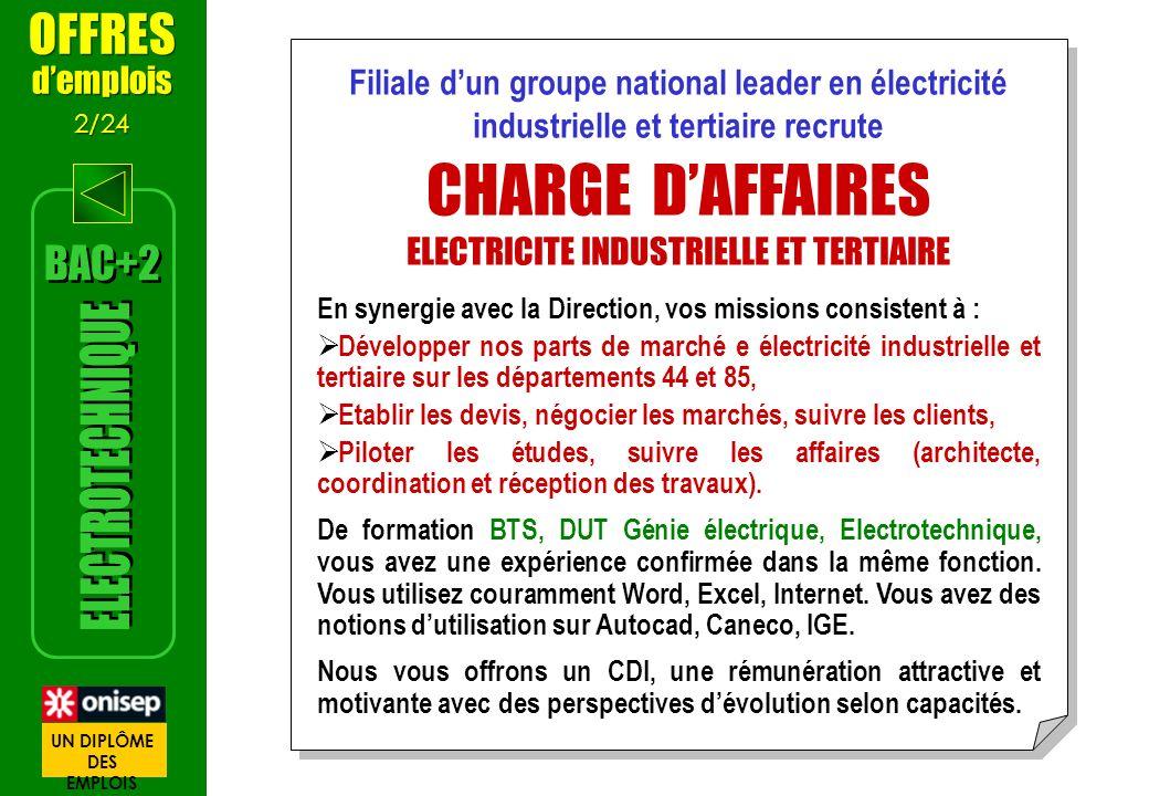 ELECTRICITE INDUSTRIELLE ET TERTIAIRE