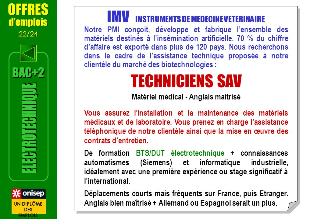 Bac 2 electrotechnique ppt t l charger for Maitrise d ouvrage anglais