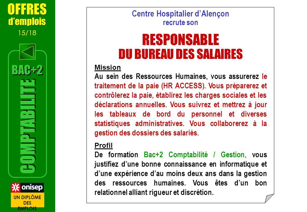 Centre Hospitalier d'Alençon