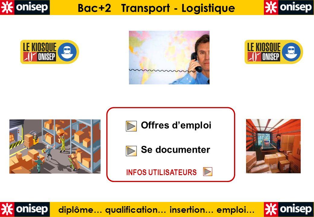 Bac+2 Transport - Logistique