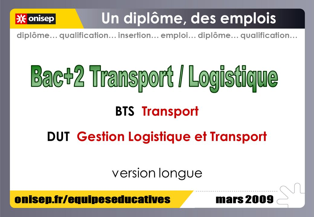Bac 2 transport logistique ppt video online t l charger for Salon transport et logistique