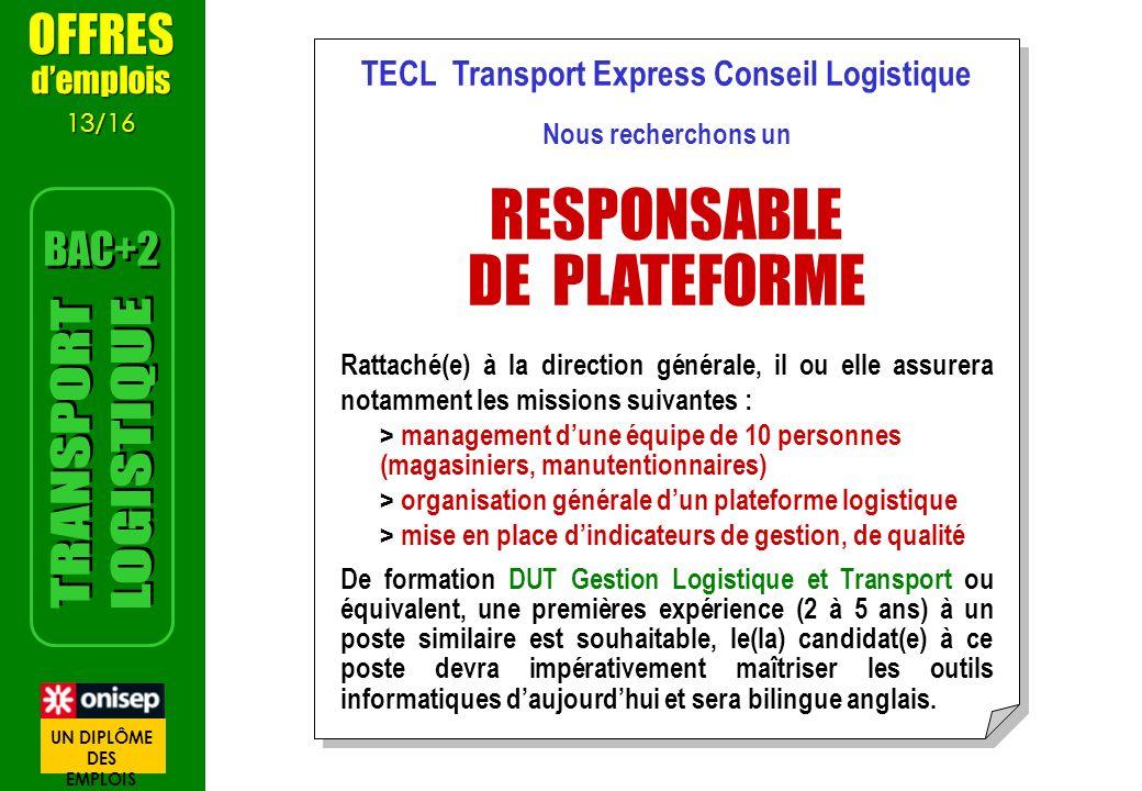 TECL Transport Express Conseil Logistique