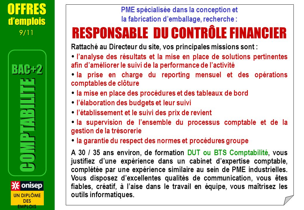 Mars ppt video online t l charger - Comptable en entreprise ou en cabinet ...