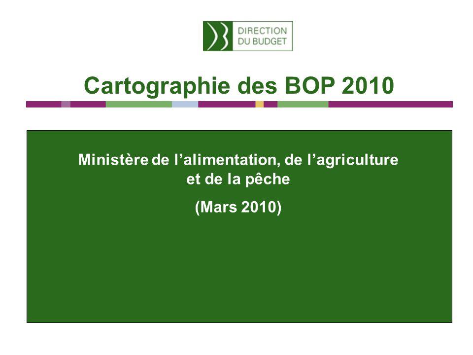 Ministère de l'alimentation, de l'agriculture et de la pêche