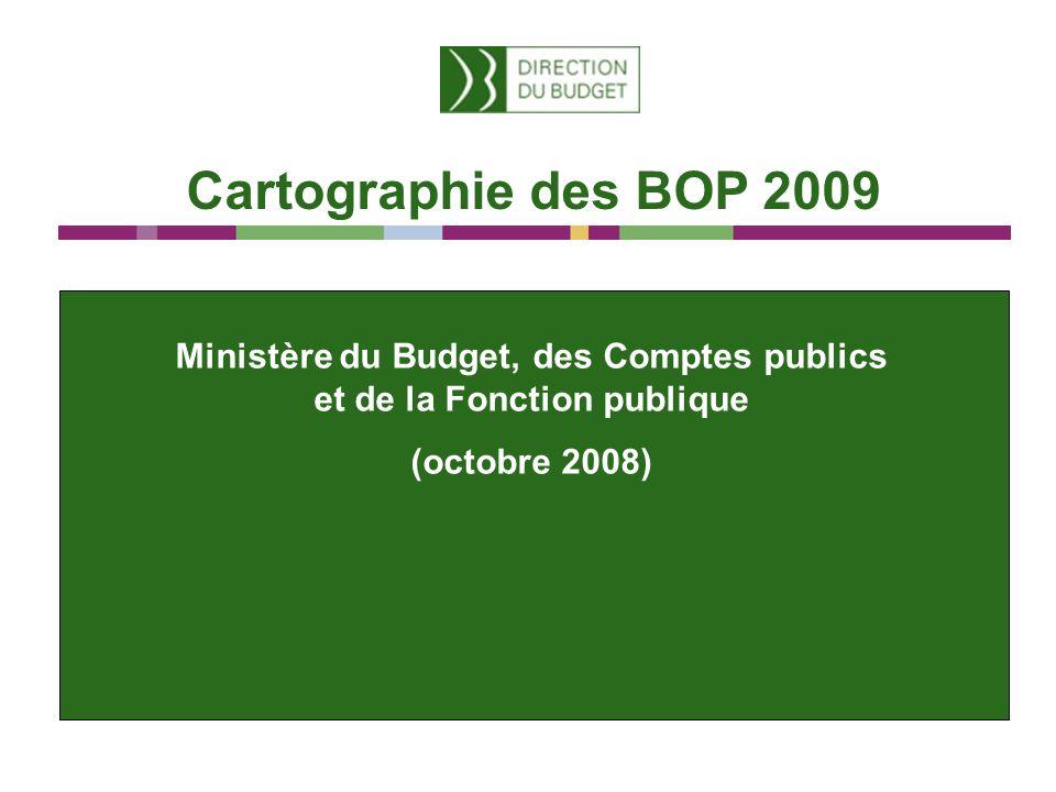 Ministère du Budget, des Comptes publics et de la Fonction publique
