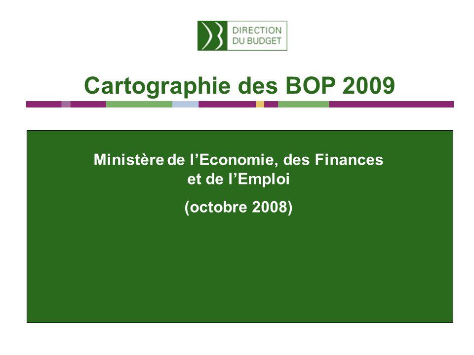 Ministère de l'Economie, des Finances et de l'Emploi