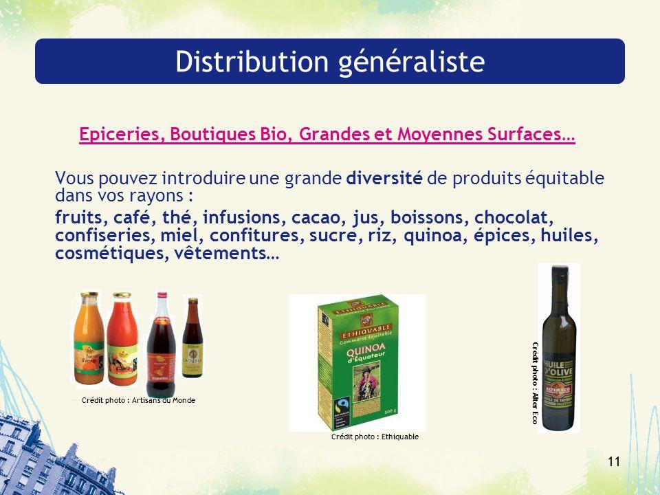 Distribution généraliste