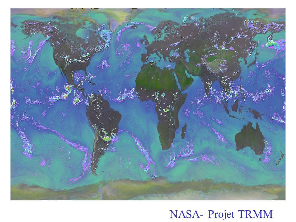 NASA- Projet TRMM