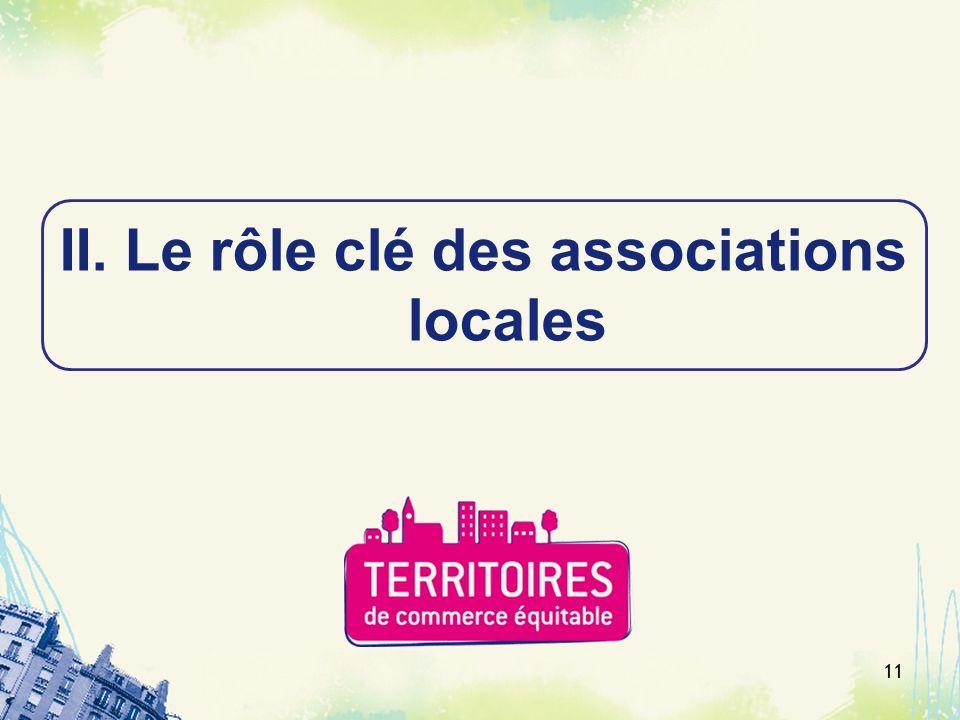 Le rôle clé des associations locales