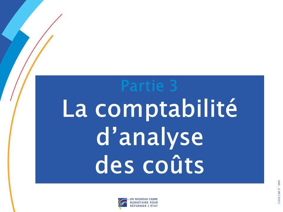La comptabilité d'analyse