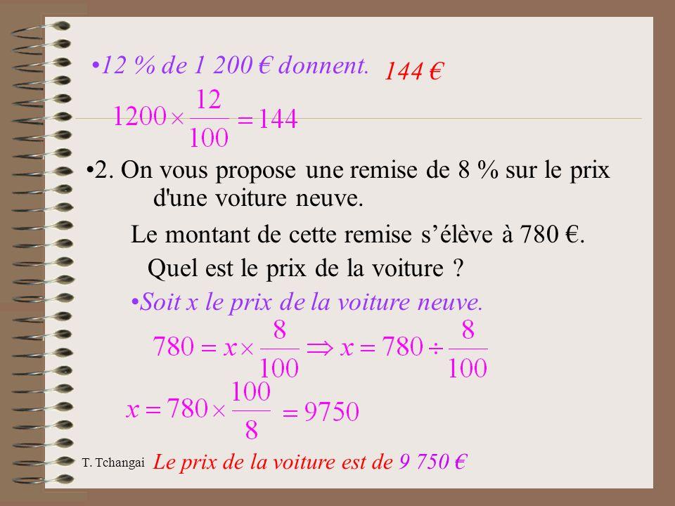 sommaire calculs avec les pourcentages exemple 1 d finition ppt video online t l charger. Black Bedroom Furniture Sets. Home Design Ideas