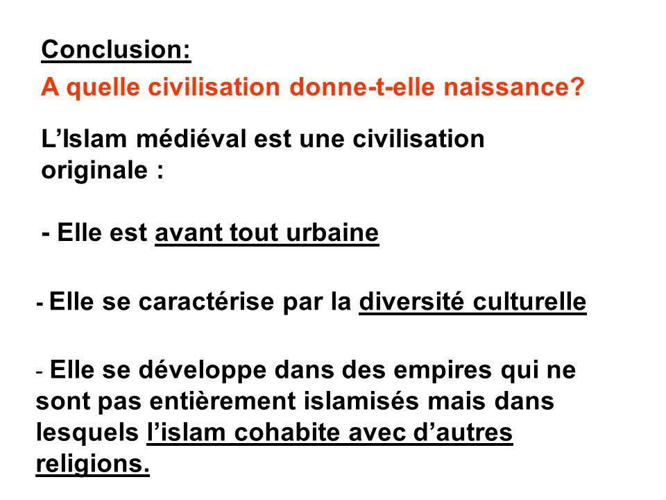 A quelle civilisation donne-t-elle naissance