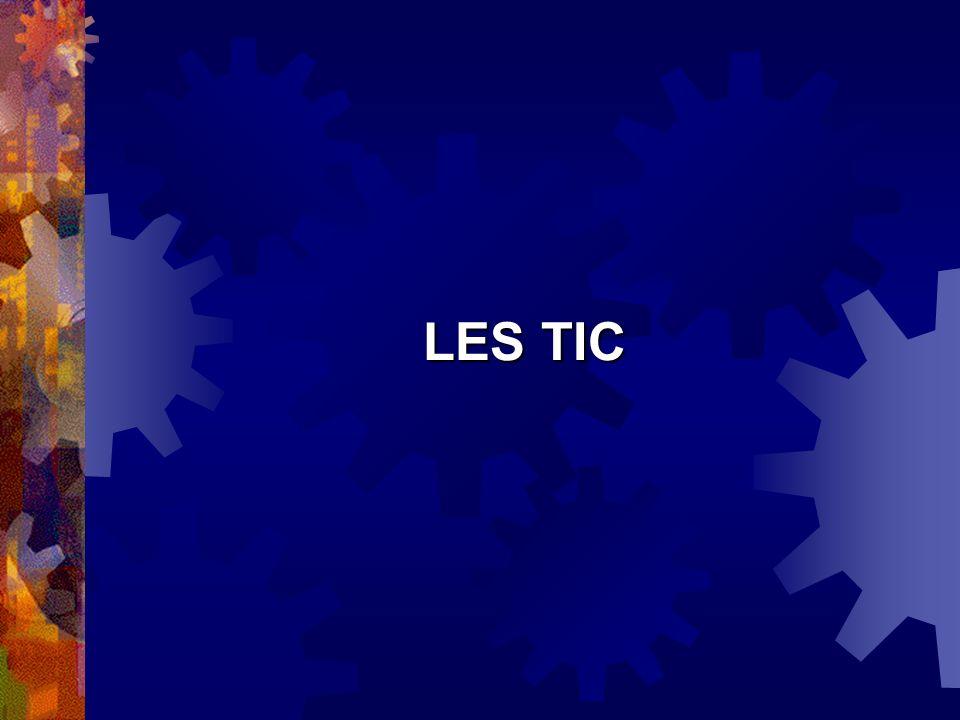 LES TIC