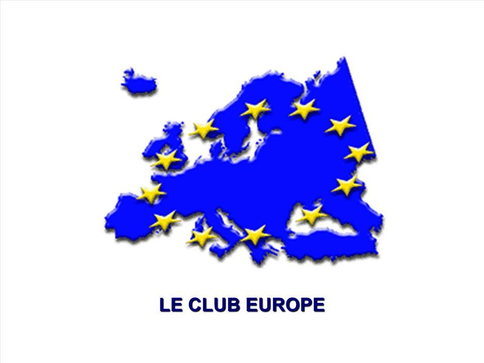 LE CLUB EUROPE