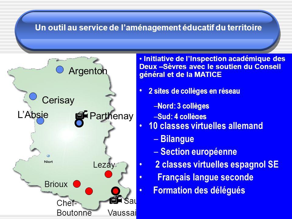 Un outil au service de l'aménagement éducatif du territoire