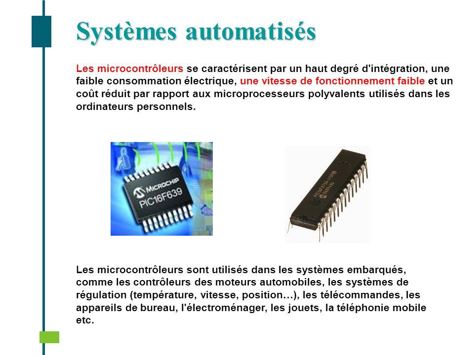 Systèmes automatisés