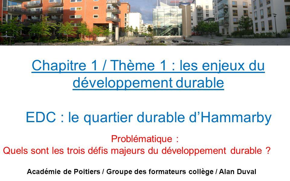 Académie de Poitiers / Groupe des formateurs collège / Alan Duval
